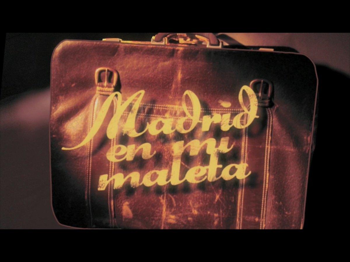 Cabecera para Madrid en la maleta