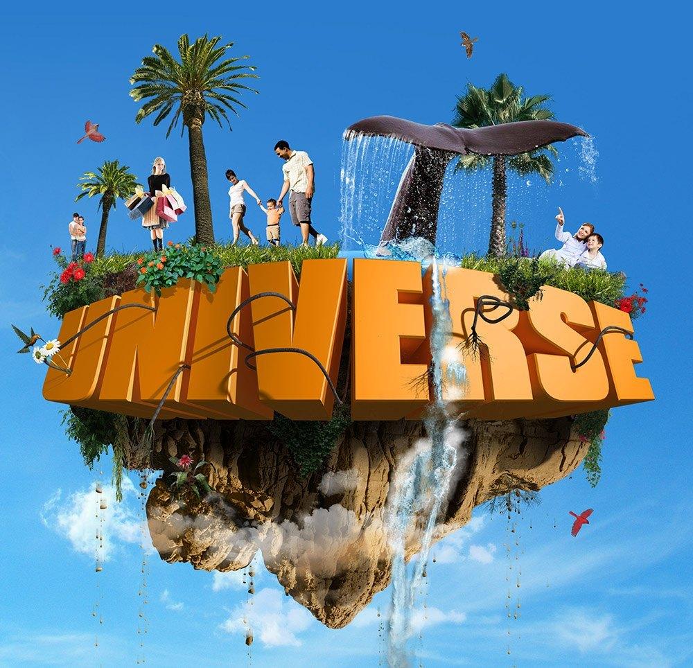 Bonaire Universe