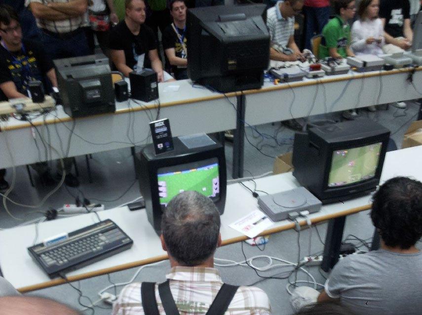 valencia gráficos de videojuegos retro